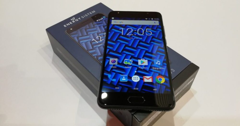 Energy Phone Pro 3 Is a Mid-Range Smartphone With Interesting Features