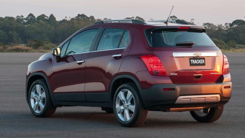Chevrolet New Version Chevrolet Tracker The Main Novelty Of The 2018 Model ebuddynews