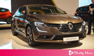 Renault Talisman Is Now With New Business And Executive Series ebuddy news