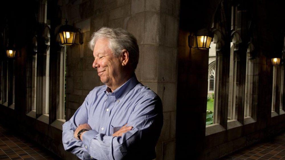 Richard Thaler Wins Nobel Prize In Economic Sciences
