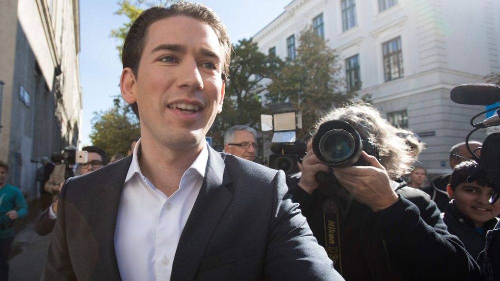 Sebastian Kurz Won 31.6% Of The Vote In Austria Parliamentary Elections