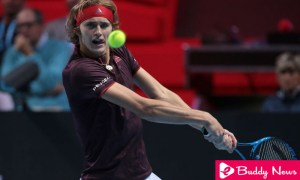 Alexander Zverev Defeats Marin Cilic In His Debut Masters' Tournament ebudyynews