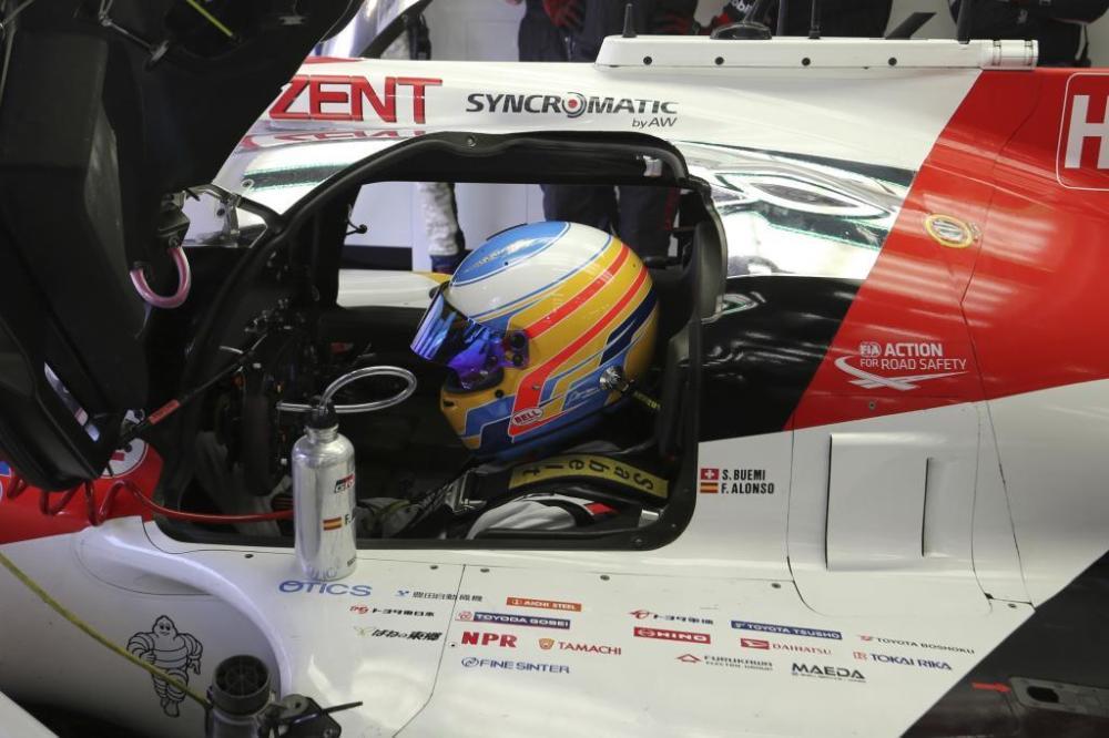Fernando Alonso Finally Completed 113 Laps With Toyota TS050 Hybrid ebuddynews