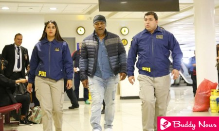 Former US boxer Mike Tyson Denied Entry Into Chile ebuddynews