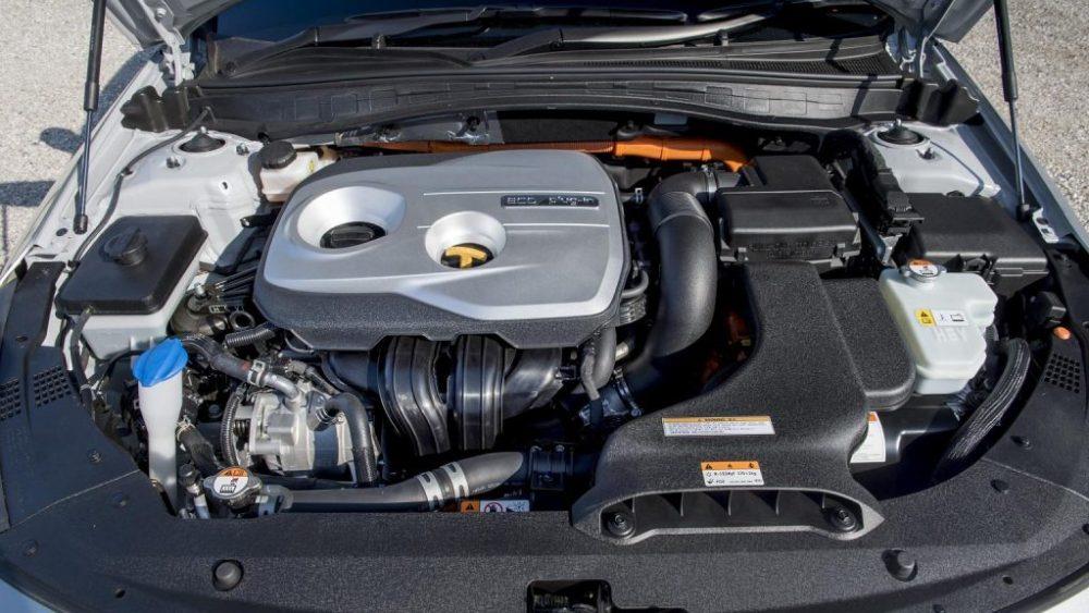 Kia Optima SW PHEV A Plug-In hybrid Electric Car ebuddynews 3
