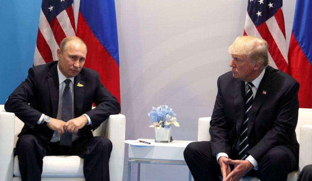 Putin And Trump Will Meet In Vietnam At APEC Summit ebuddynews