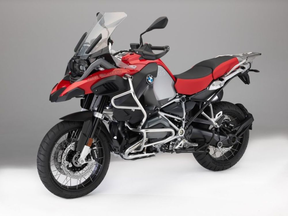 Test Drive For BMW R 1200 GS 2018 Model ebuddynews