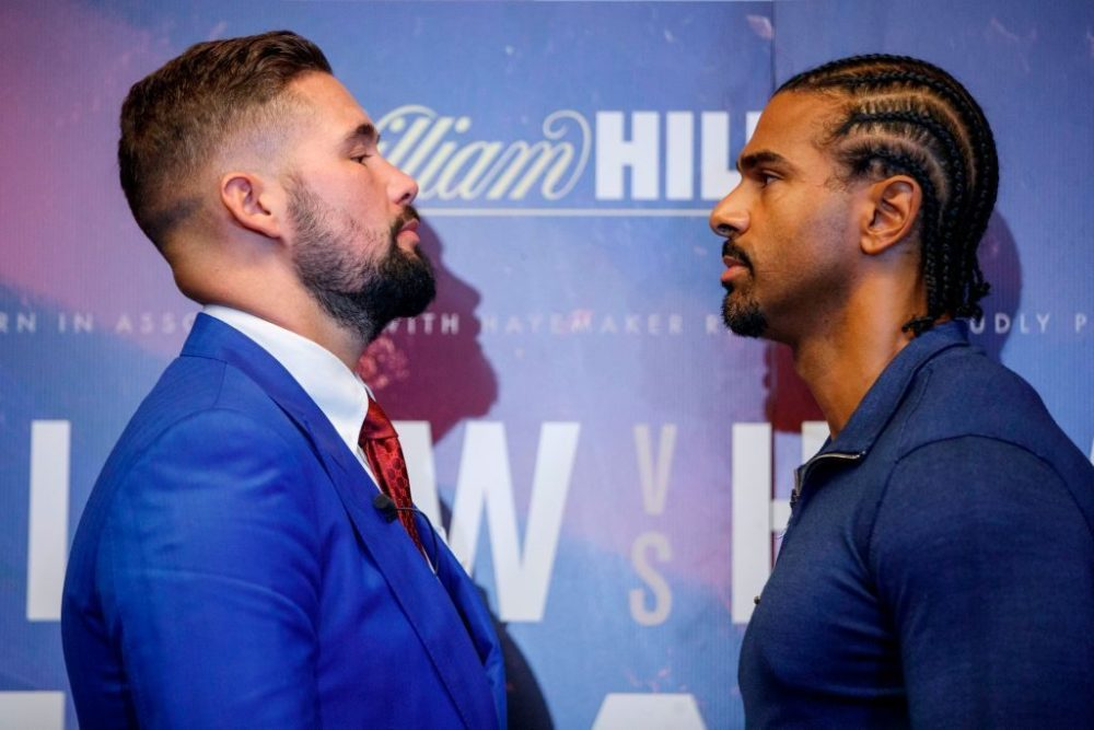 Tyson Fury Is Ready To Come Back And Challenges To Tony Bellew ebuddynews