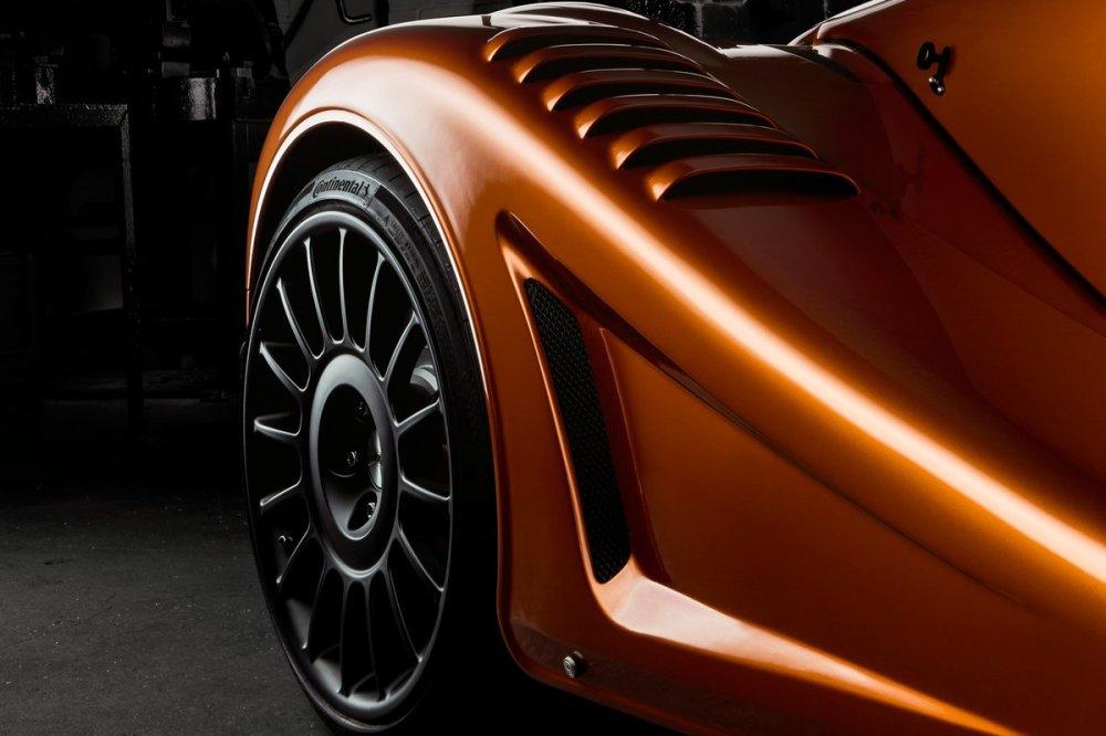 Morgan Motor Company Introducing Morgan Aero GT 2018 Model ebuddynews