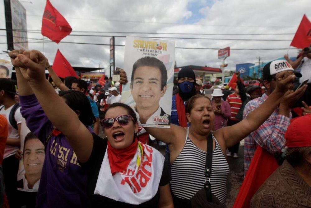 The Electoral Crisis In Honduras As Claim Victory ebuddynews