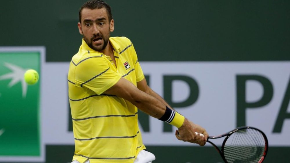 Marin Cilic Is In EIghth After Winning To Pospisil In Miami ebuddynews