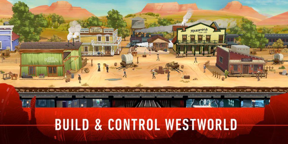 WestWorld New Mobile Game For Control Of Delos Park Training Simulator ebuddynews