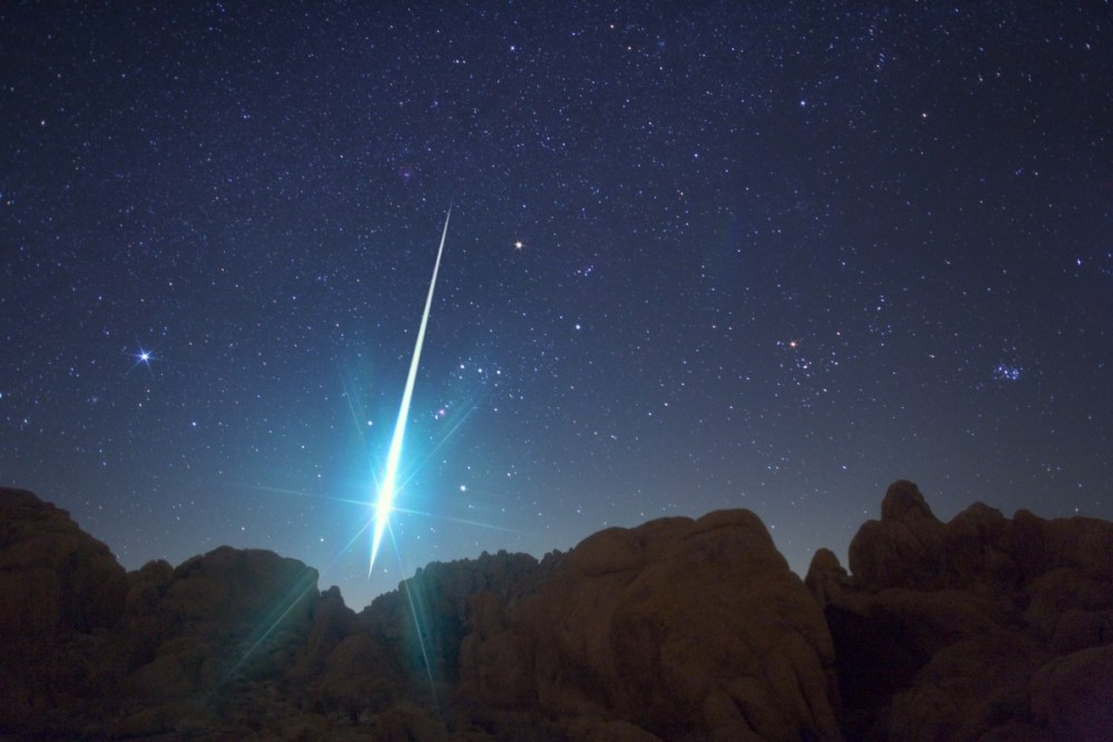 The Origin Of Meteor Showers In The Universe - ebuddynews
