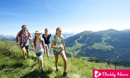 Amazing Health Benefits Of Hiking Once A Week - ebuddynews