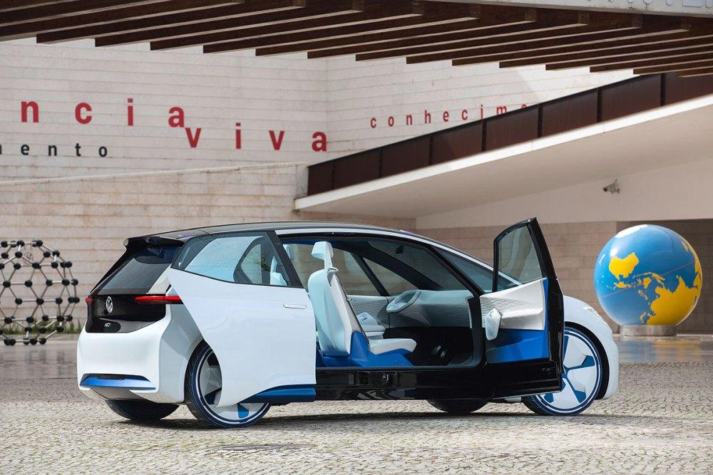 Volkswagen Electric Cars By 2020 At Half Price Of Tesla - ebuddynews