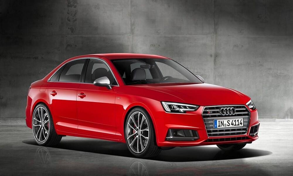 Audi S4 - eBuddy News