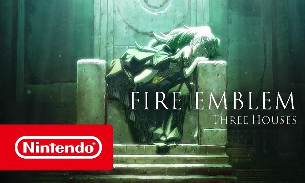 Fire Emblem Three Houses - eBuddy News