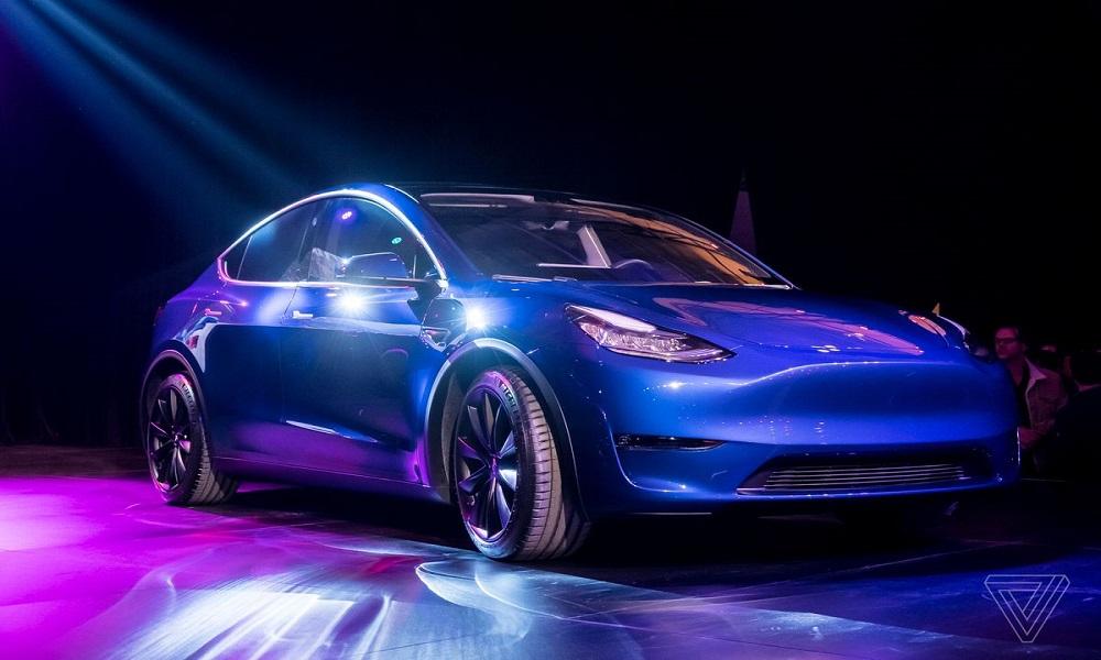 Tesla Y - eBuddy News