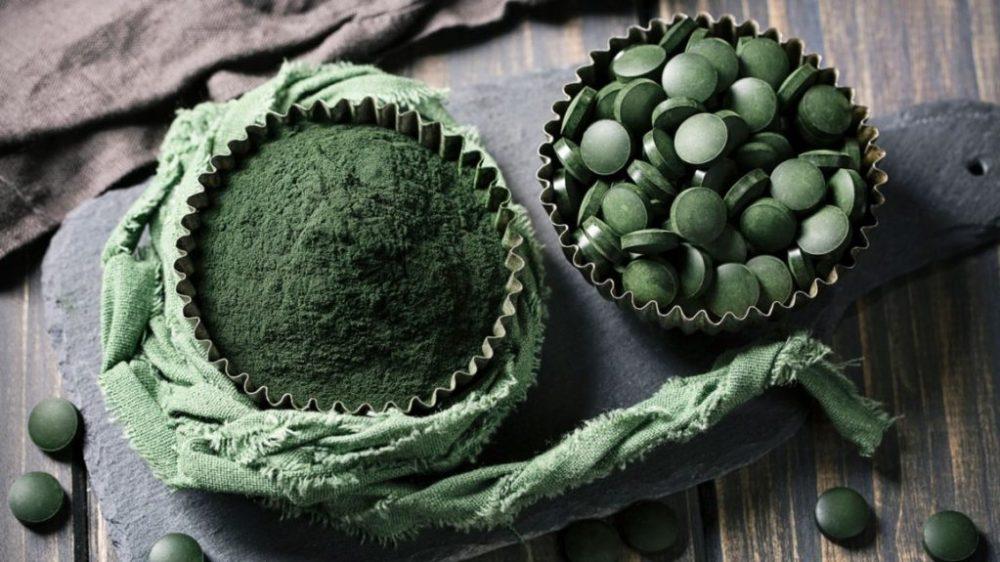 Spirulina to Treat Pollen Allergy - eBuddynews