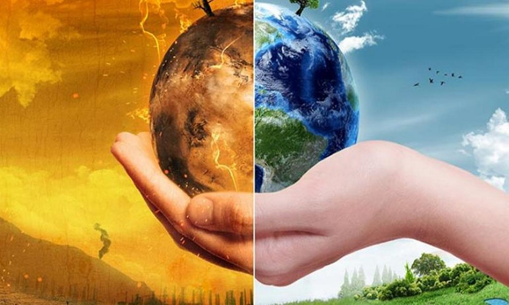 Increase in Global Temperature of 3 ºC - eBuddy News