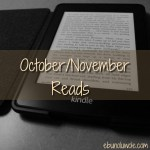 October/November Reading List