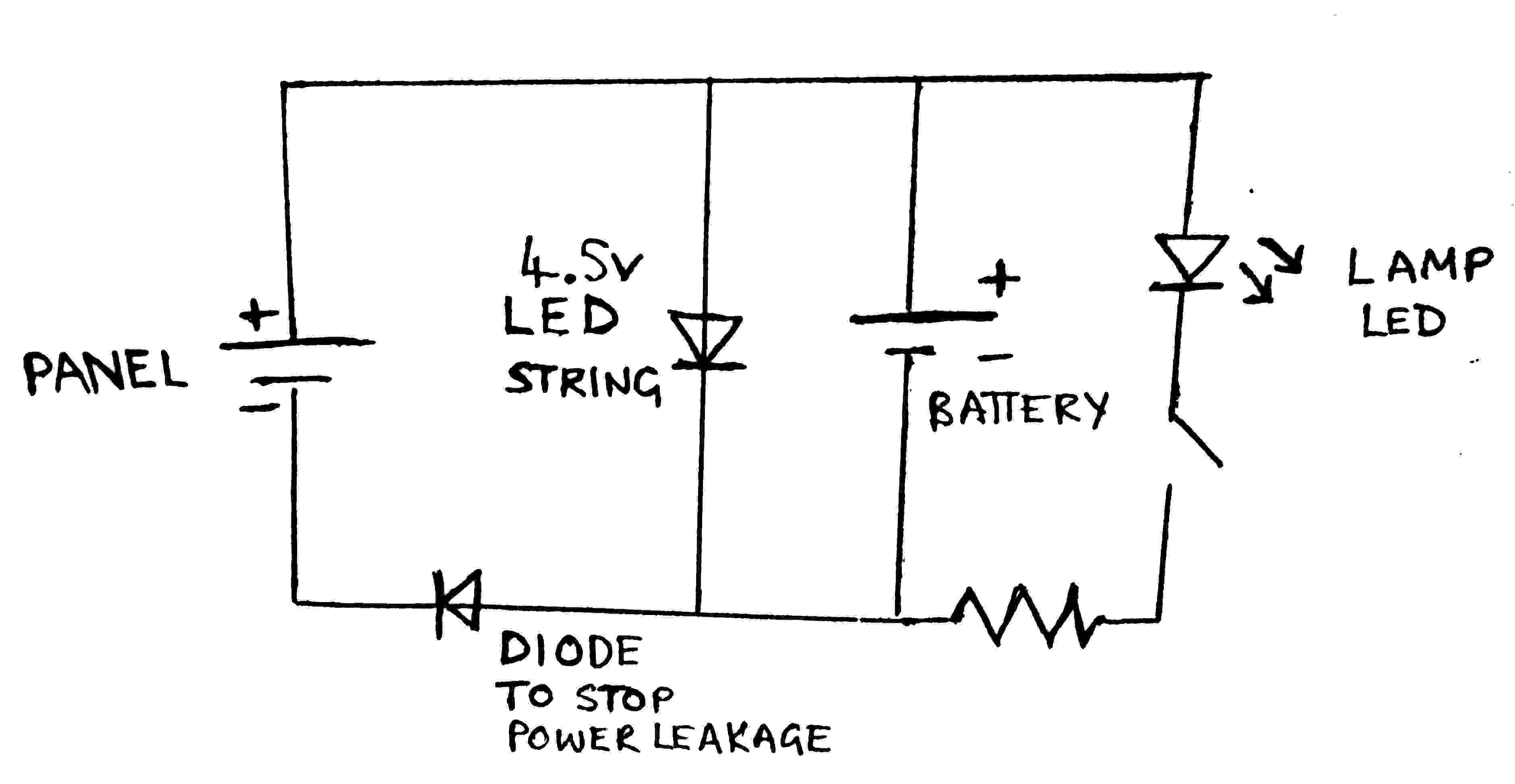 solar lighting wiring diagram wiring diagram third levelled solar panel wire diagram schematic diagrams solar power [ 3763 x 1948 Pixel ]