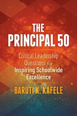 ASCD Book The Principal 50 Critical Leadership Questions
