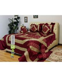 Bridal Bed Sheets Designs