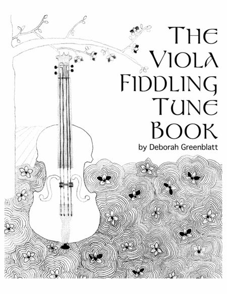 The Viola Fiddling Tune Book Sheet Music By Deborah