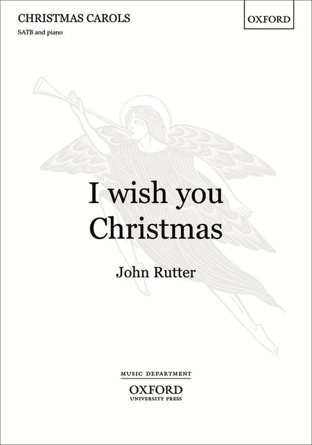 Preview I Wish You Christmas By John Rutter (OU