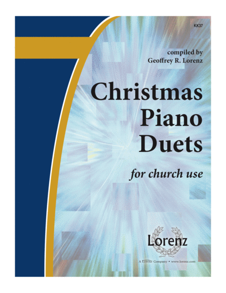 Download Christmas Piano Duets For Church Use Sheet Music
