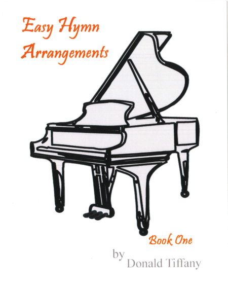 Download Easy Hymn Arrangements Book One Sheet Music By G