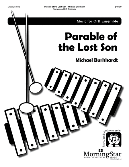 Parable Of The Lost Son Sheet Music By Michael Burkhardt