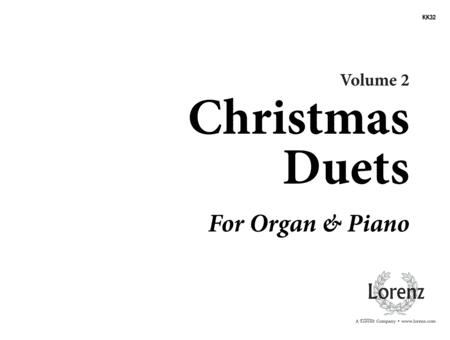 Download Christmas Duets For Organ And Piano, No. 2 Sheet