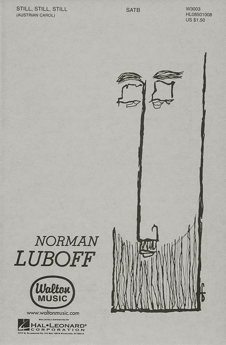 Still, Still, Still (Austrian Carol) Sheet Music By Norman