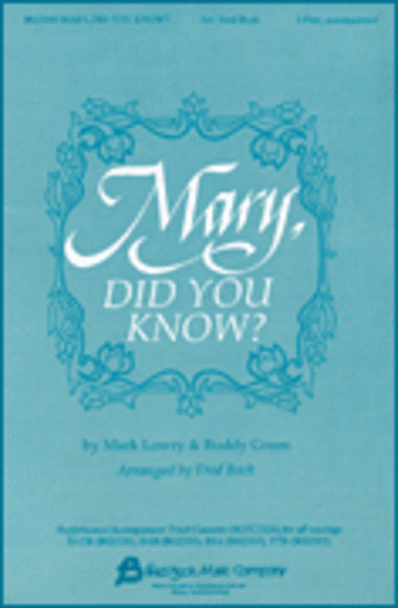 Beginner You Did Music Mary Know Sheet