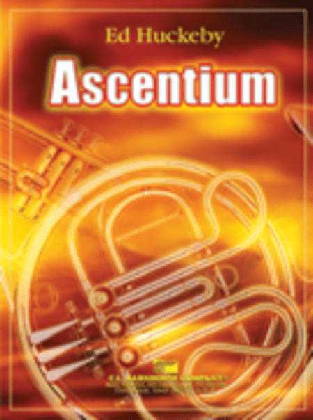 Ascentium Sheet Music By Ed Huckeby  Sheet Music Plus