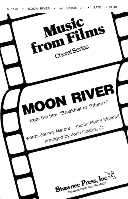 Moon River Sheet Music By Henry Mancini, Johnny Mercer