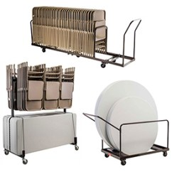 Alera Office Chairs Twin Sleeper Chair With Ottoman & Table Carts, Furniture Dollies More At Global Industrial