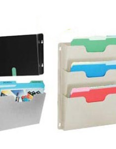 Buddy products steel wall file pockets also chart  holders at global industrial rh globalindustrial