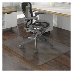 Clear Chair Mat Cover Hire Aberdeenshire Chairs Mats Lorell 174 Office For Hard Floor 60 Quot L X 46 W Straight Edge B836565 Globalindustrial Com
