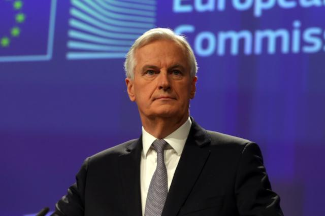 Image result for Michel Barnier, photos