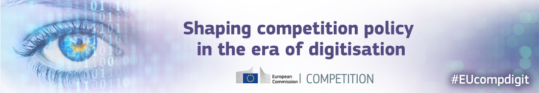 Image result for shaping competition policy for the digital era