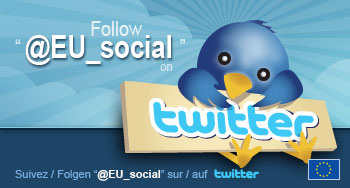 Follow @EU_social on Twitter