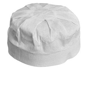 ペーパーキャップ PC-800(紙帽子) 1箱/120枚 | 【ミドリ安全 ...