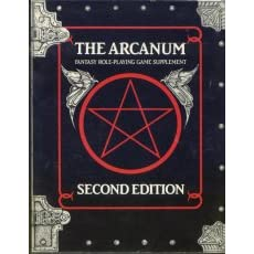 The Arcanum Cover