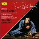 Puccini: Turandot (Highlights) / Karajan, Domingo