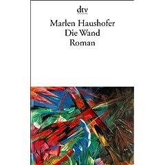 Cover 'Die Wand' Marlen Haushofer