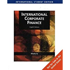 International Corporate Finance (Ise)