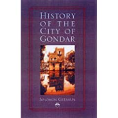 History of the City of Gondar